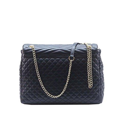 Valentino , Sac pour femme à porter à l'épaule bleu Notte