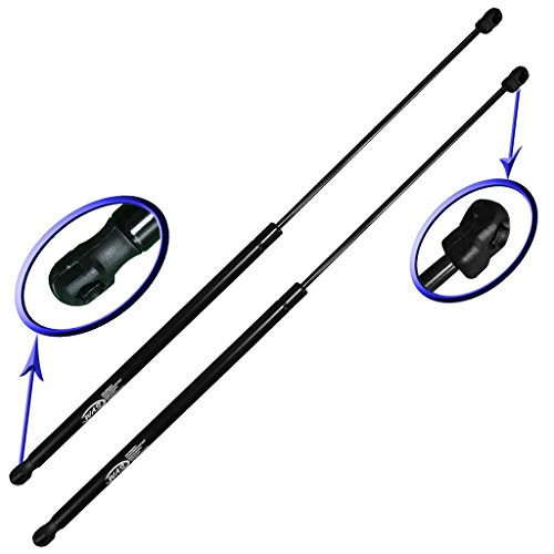 Two Front Hood Gas Charged Lift Supports for 2005-2012 Toyota Avalon. Left and Right Side. WGS-714-2