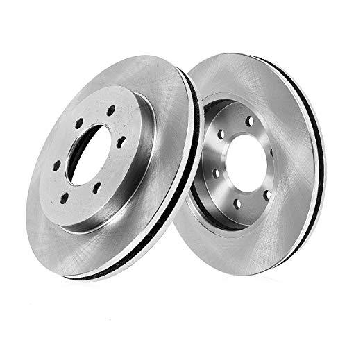 FRONT Premium Grade OE 291 mm [2] Rotors Set CK003520