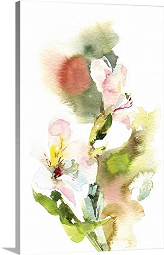 greatBIGcanvas Gallery-Wrapped Canvas entitled Spring Flower II by Sophia Rodionov 32''x48'' by greatBIGcanvas