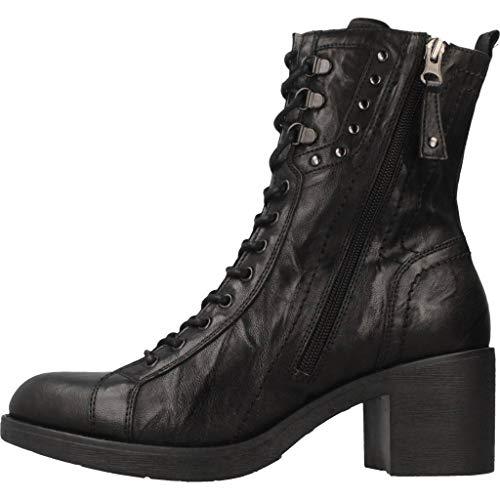 Le Donne Donne Modello Stivali Nero Per Marca Giardini A807100d Colore Nero t4wCqC