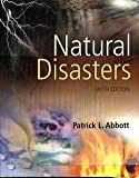 Natural Disasters, Abbott, Patrick L., 0073050342