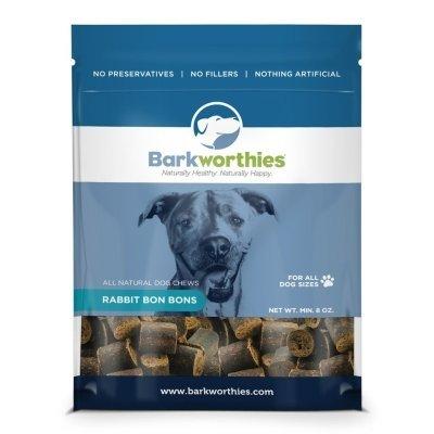 Barkworthies Rabbit Liver Bon Bons Single by Barkworthies