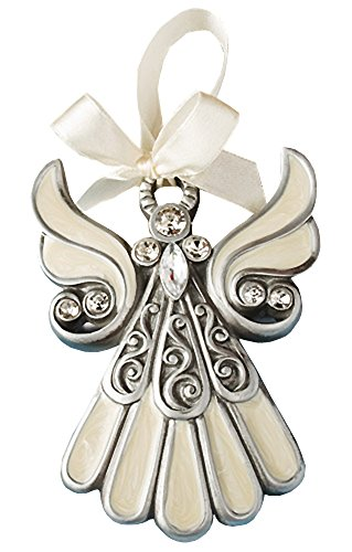 Fashioncraft 8637 Shimmering Angel Ornament