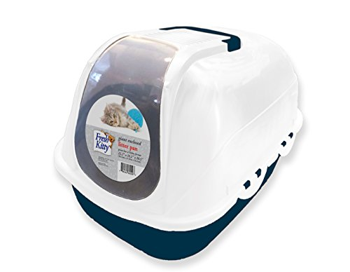 Fresh Kitty Large Enclosed Litter Box