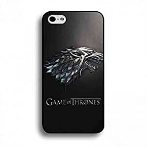 House Stark Case Cover, Game Of Thrones Cell Phone Case, Winter Is Coming Smartphone Case For IPhone 6/IPhone 6S(4.7inch) Case Back, Plastic Case Cover