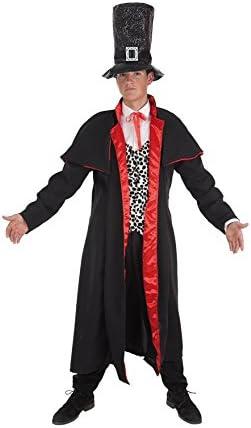 LLOPIS - Disfraz Adulto Caballero chistera: Amazon.es: Juguetes y ...