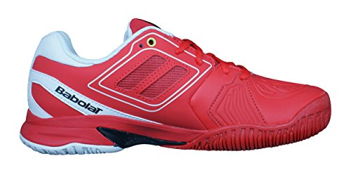 BABOLAT Propulse Team BPM Zapatilla de Tenis Junior Rojo