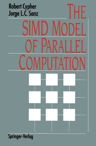 The SIMD Model of Parallel Computation by Robert Cypher