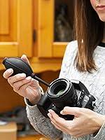 Fuelle filtros de fotos Kit de limpieza para c/ámaras bol/ígrafo y pa/ño de microfibra port/átiles Ideal para la limpieza de lentes gafas ...