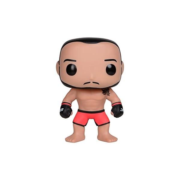 Funko Pop Chris Weidman #03 Vinyl Figure UFC Ultimate Fighting Bundled with Pop BOX PROTECTOR CASE