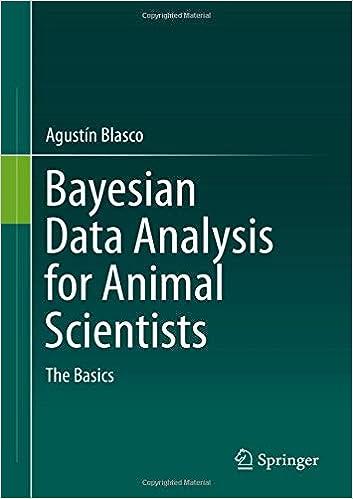 Bayesian Data Analysis For Animal Scientists: The Basics por Agustín Blasco epub