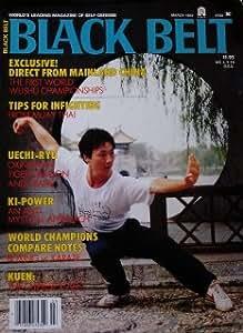 Black Belt Magazine 1983 feb NINJA IN THE MODERN WORLD: HATSUMI VISITS USA