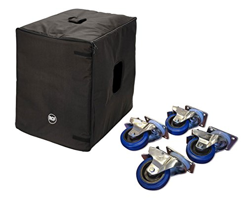 RCF Cover for SUB 708-AS II + Casters 4-Pack by RCF