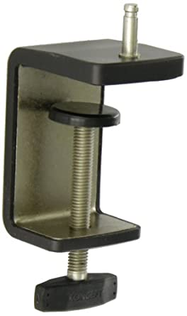 Koncept MT01C3-MBK Desk Clamp, Metallic Black