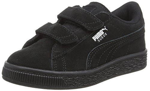 Basses Black 2 Mixte Suede 52 Enfant Straps puma Silver Sneakers puma Ps Puma Noir qFxvfawq