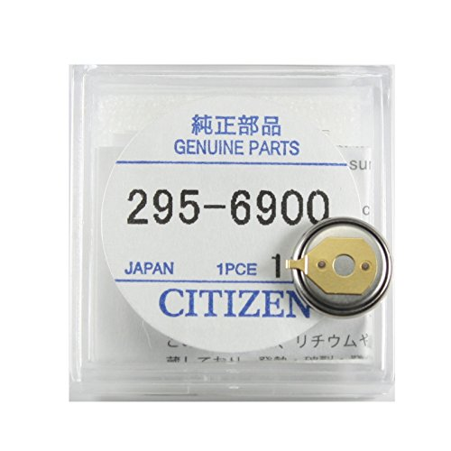 Original Citizen Capacitor Battery 295-69 for Eco-Drive