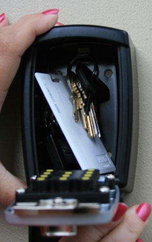 Keyguard Sl 590 Punch Button Key Storage Wall Mount Lock