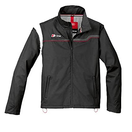 Jacket Men's 3131300504 S Off Audi Zip LineBlackLarge n0PkX8Ow