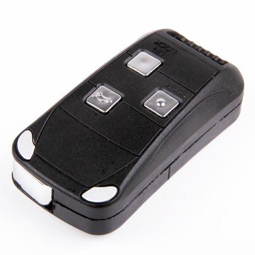ARANA New 3 Buttons Uncut Flip Folding Key Remote  Fob Case Shell for 1998-2009 Lexus