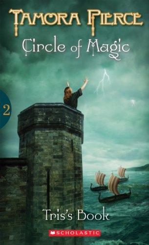 - Circle of Magic #2: Tris's Book