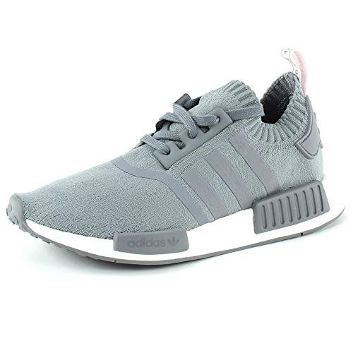 Chaussures ftwr White Gris Nmd Pk r1 De Adidas grey grey W Femme Gymnastique 1fSwa