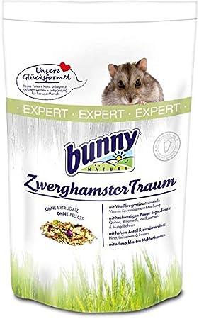 Bunny Nature ZwerghamsterTraum Expert–alimento para hámsteres – 500g