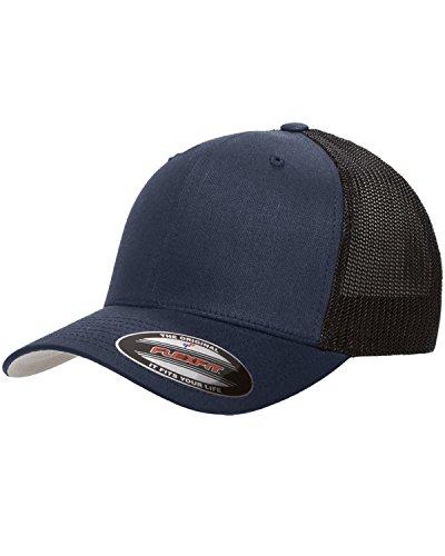 2004-08 Ford F150 Pickup Truck Classic Outline Design Flexfit Trucker Hat Cap ()