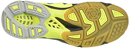 Gelb Lightning Safetyyellow Darkshadow Outdoorschuhe Herren Sport Mizuno 48 amp; Z3 Wave Atomicblue Mehrfarbig nOg0qgwZF