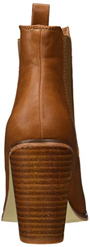 Boots Chelsea 5 Buffalo Women's Gm Brown 00 333786 01 Tan S10234 Y7647q1P