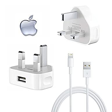 ORIGINAL APPLE CARGADOR USB ADAPTADOR A1399 ILUMINACIÓN A ...