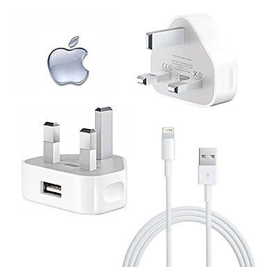 ORIGINAL APPLE CARGADOR USB ADAPTADOR A1399 ILUMINACIÓN A ...
