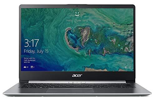 (Acer 14in Swift 1 Laptop Intel Pentium Silver N5000-1.1GHz 4GB Ram 64GB Flash Windows 10 S (Renewed))