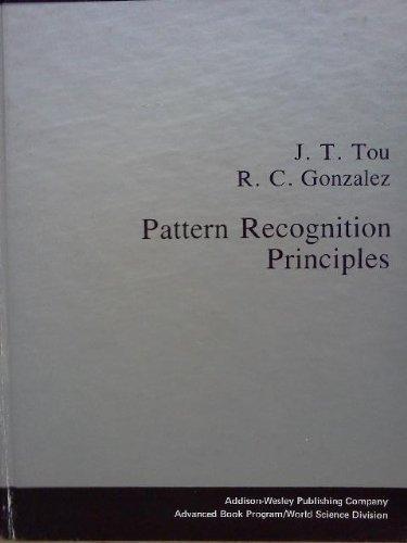 Pattern Recognition Principles