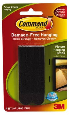 Command Picture Hanging Adhesive Strip 3m Company