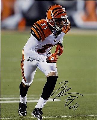 Brandon Ghee Signed 8x10 Photo w/COA 2013 Cincinnati Bengals