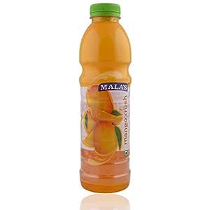 Mala's Crush - Mango, 750ml Bottle