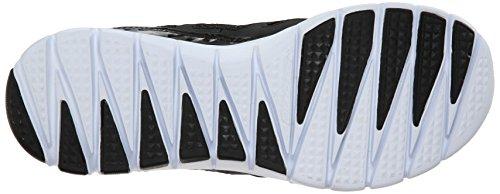 Skechers Skech-Flex - Ultimate Reality - zapatillas de sintético mujer negro - negro/blanco