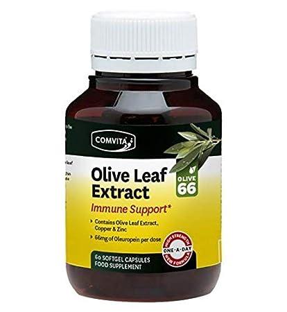 Amazon com: Comvita Olive Leaf Extract Immune Support - 60