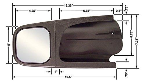 CIPA 11500 Ford Custom Pair Towing Mirrors