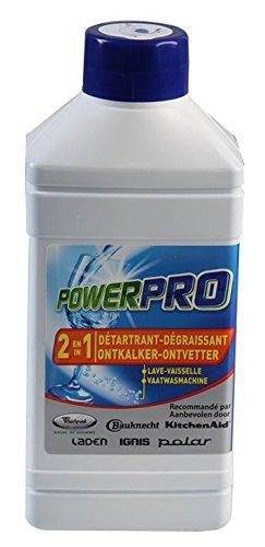 wpro 481282000000 limpiador lavavajillas 2-IN-1 250 ml [tamaño del ...