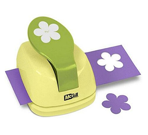 Mcgill Perfect Petals Stacking Punch, Buttercup 1.625-Inch