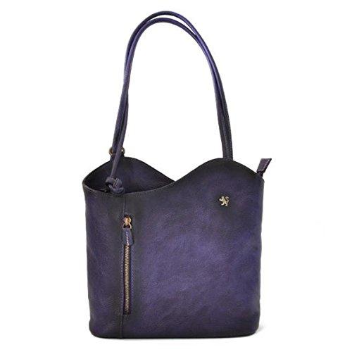 Pratesi Consuma bolsa - B465 Bruce (Violeta) Violeta