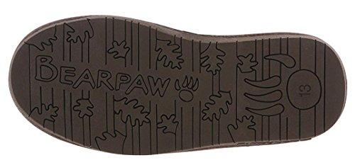 Bearpaw Emma 608t Scheer Laars (peuter) Chocolade / Brons