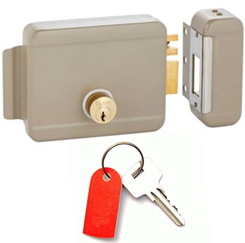 Gate Locks With Deadbolt And Deadlatch Locking (Electric ...