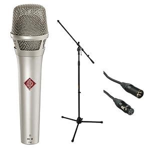 Neumann KMS 105 – Live Vocal Condenser ...