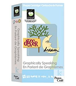 Cricut Cartridge, Graphically Speaking