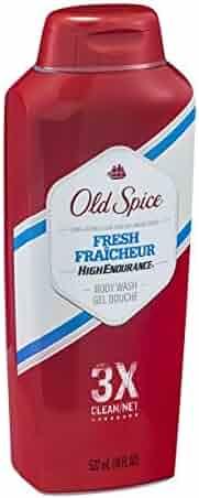 Old Spice High Endurance Pure Sport Body Wash, 18 oz
