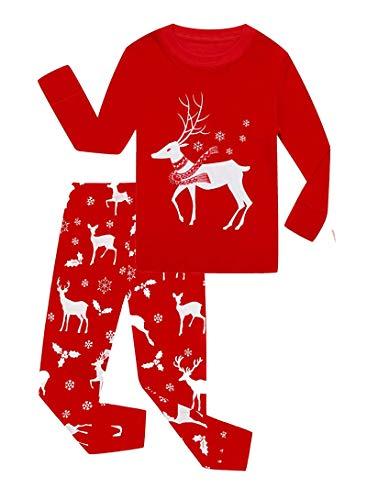 IF Pajamas Christmas Baby Girls Boys Pjs 100%