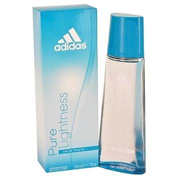 la mejor moda vendible comprar oficial Amazon.com : Adidas Pure Lightness By Adidas Eau De Toilette Spray ...